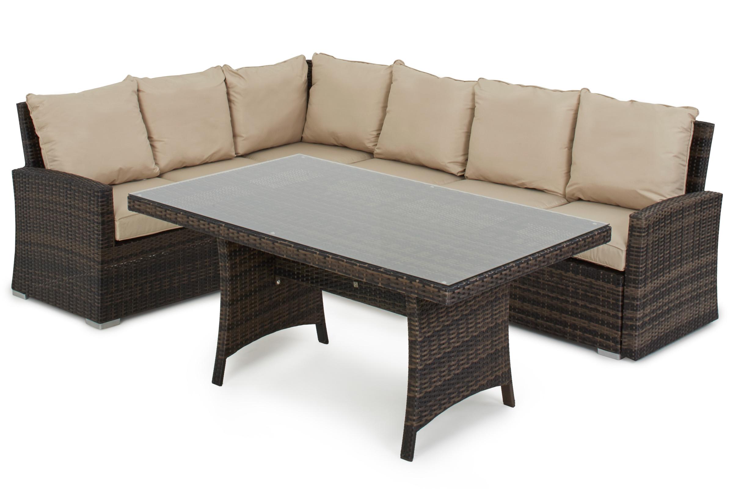kingston corner sofa dining set crownhill. Black Bedroom Furniture Sets. Home Design Ideas
