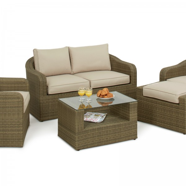Rattan Tuscany Washington Sofa Set