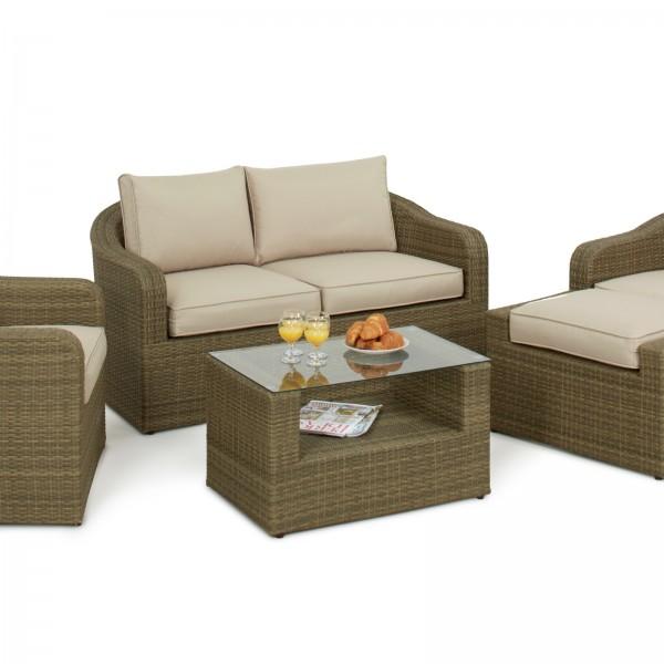 Rattan Tuscany Washington Sofa Set