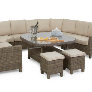 Winchester Deluxe Corner Dining Set
