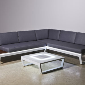 Venus LED Corner Sofa Set