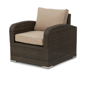 LA outdoor Dining Set - Armchair